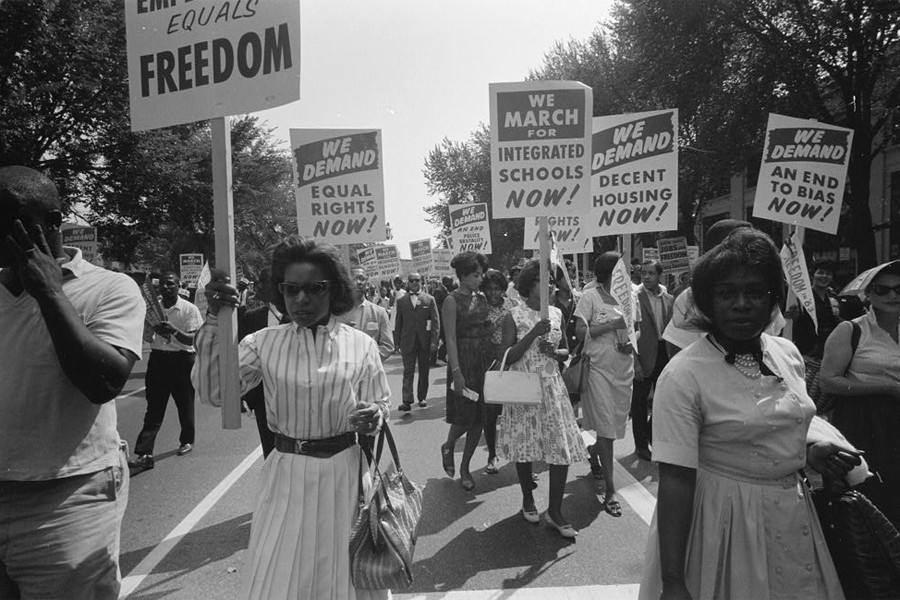Connolly: 1963 event helped create a new national understanding of problems of racial, economic injustice