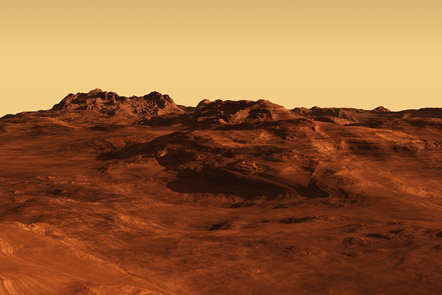 Why do we care so much about Mars? Johns Hopkins scientist ...