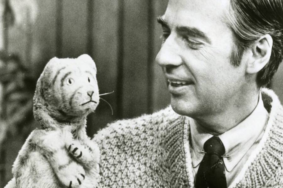 A Beautiful Day For A Neighbor On The Enduring Appeal Of Mister Rogers Neighborhood Hub