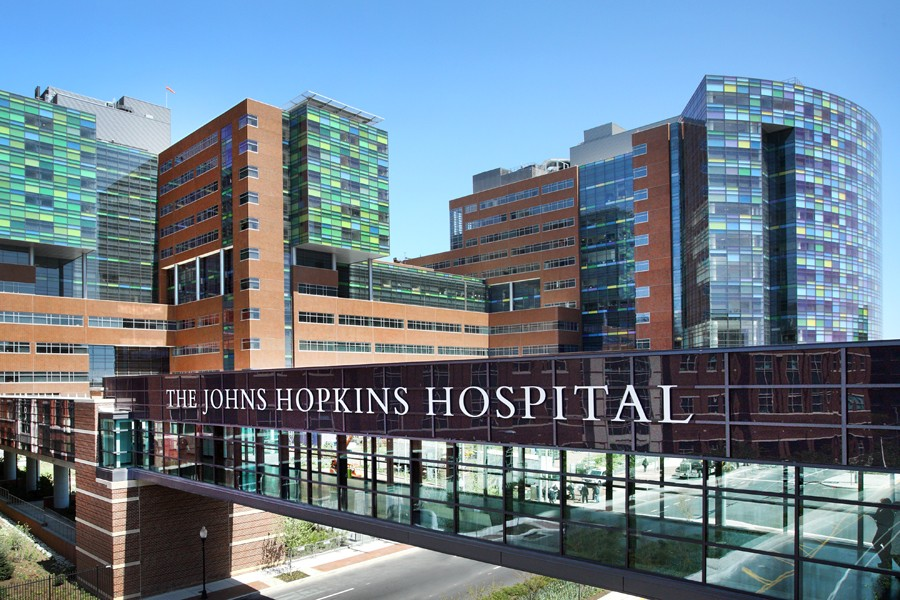 Image result for john hopkins hospital