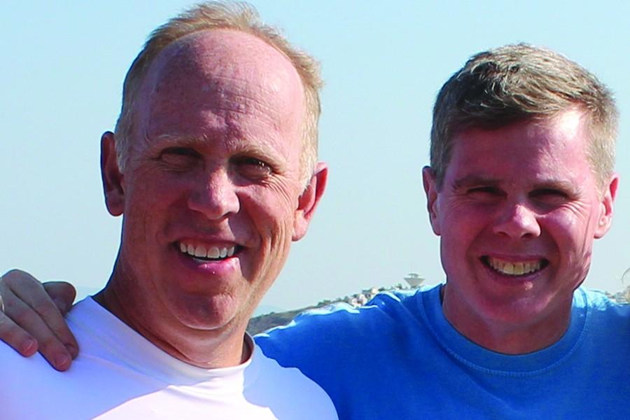 Doug Gneiser and Pat Gillis