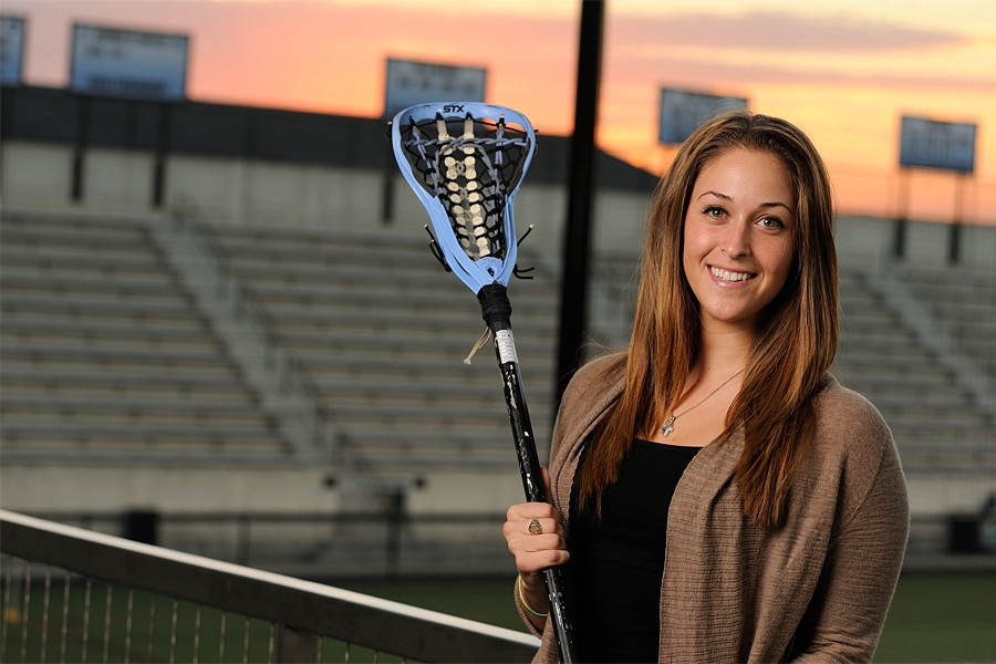 Women's lacrosse fall play-day raises money to fight ...