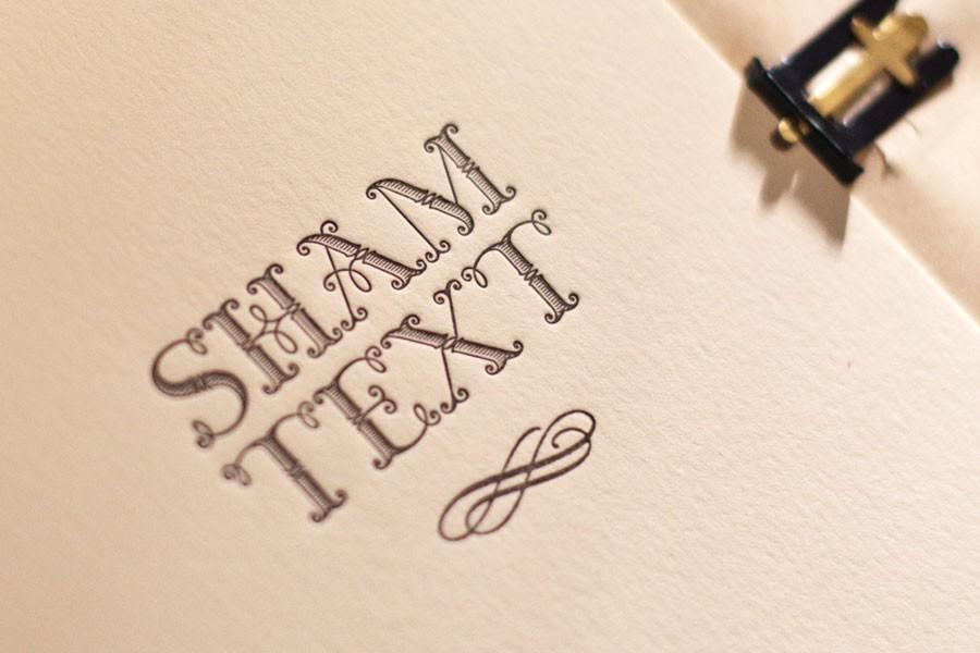 Sham Text