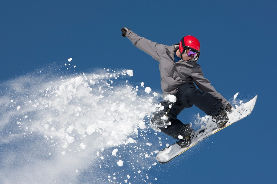 A research on the sport of snowboarding