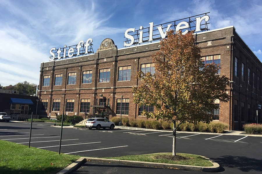 Johns Hopkins purchases Baltimore's historic Stieff Silver