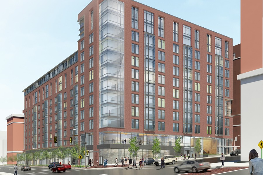 Development Project Near Jhu Campus Expected To Include