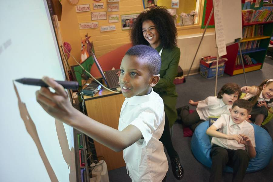 How Teachers Help Students Whove >> Black Students Who Have One Black Teacher Are More Likely To Go To