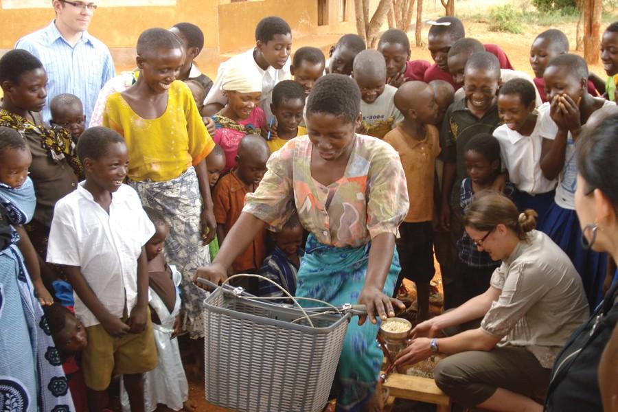 Segeli, Tanzania