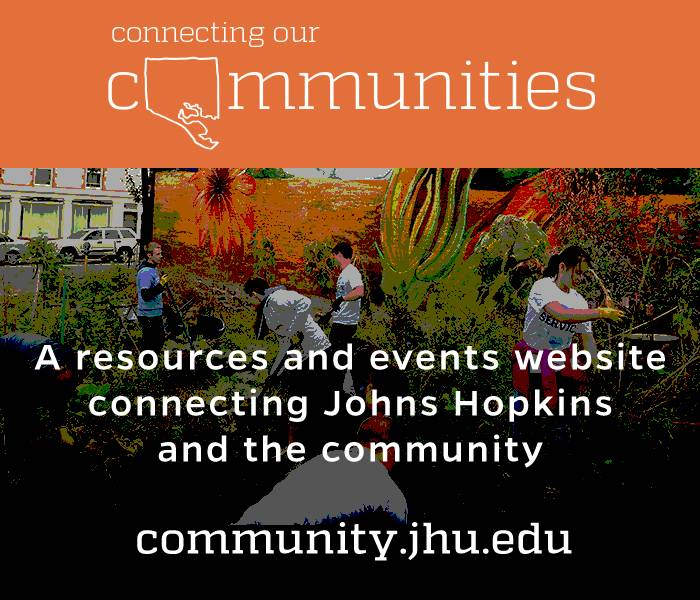 A resources and events website