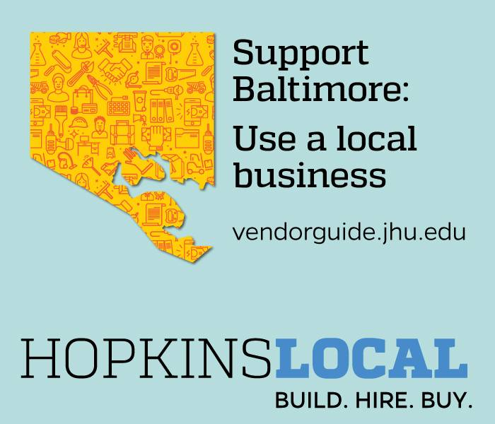 Use a local business
