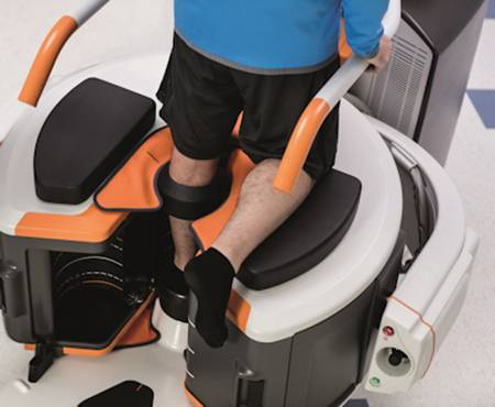 A stand-up CT machine: Weight-bearing scanner developed at Johns Hopkins  wins industry accolade   Hub