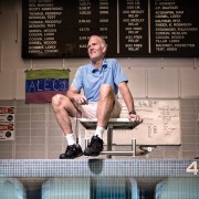 "George Kennedy has been coaching Blue Jays swimmers for 28 seasons. ""If you're a student at Johns Hopkins, doing what they do,"" he says, ""if swimming's not fun, a lot of them won't want to do it."""